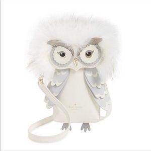 Kate Spade Bright owl smart phone crossbody